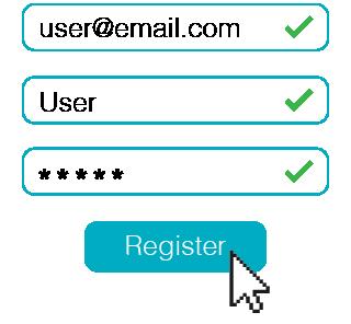 Affiliate guide register